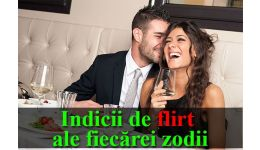 Read more: Indicii de flirt ale fiecărei zodii