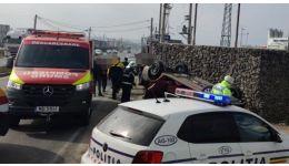 Read more: Un vâlcean s-a răsturnat cu mașina, la ieșirea de pe A1, în Argeș. Fiica sa de 17 ani a ajuns la spital