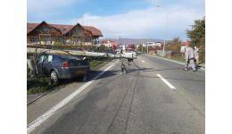 Read more: Accident pe DN7. A rupt stâlpul, la impact