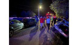 Read more: VIDEO. Accident cu 4 mașini și 3 victime