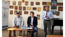 """Read more: Jurnalistul Ion M.Ioniță, invitat al """"Conferinţelor Municipiului Piteşti"""" (VIDEO)"""
