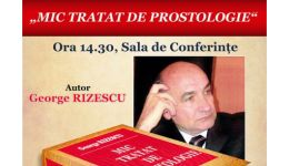 """Read more: Prozatorul George Rizescu își lansează azi volumul """"Mic tratat de prostologie"""""""