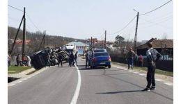 Read more: S-a răsturnat un TIR, pe DN7. Șoferul, transportat la spital