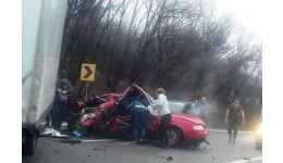 Read more: Alt accident pe DN7. Trei mașini și două victime