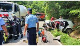 Read more: Accident în Argeș. Șoferul vinovat a rămas încarcerat