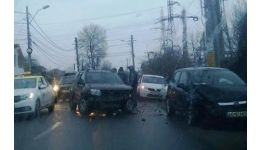 Read more: Argeș. Accident ușor în Ștefănești