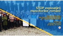 Read more: Pitești. Azi, de la 10.30, boicotul produselor Electrolux, la Vivo Mall