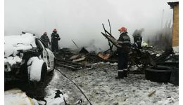 Read more: Incendiu în Argeș. Bărbat găsit carbonizat de pompieri