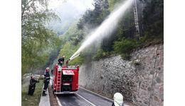 Read more: VIDEO. Incendiul de la Cetatea Poienari. Acționează 200 de pompieri și un elicopter