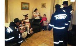 Read more: VIDEO. În așteptarea lui Moș Nicolae, trei frățiori din Pitești au primit vizita neașteptată a pompierilor