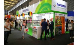 Read more: Produsele agroalimentare româneşti, promovate în China