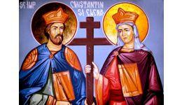 Read more: Consiliul Local și Primăria Municipiului Pitești felicită piteștenii  care poartă numele Sfinților Împărați Constantin și Elena