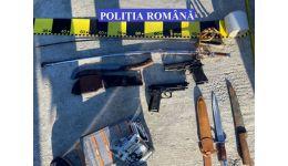 Read more: Un arsenal întreg găsit, în urma unor percheziții, în Vâlcea