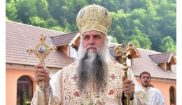Read more: ÎPS Varsanufie dăruiește mănăstirii Sfântul Mare Mucenic Gheorghe-Suiești o copie a icoanei Maicii Domnului Grabnic-ascultătoare (Gorgoypikoos)