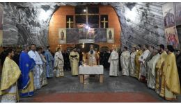 Read more: ÎPS Varsanufie a sfințit noua biserică din Salina Ocnele Mari (Vâlcea)