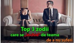 "Read more: Top 3 zodii care se ""închid"" de teama de a nu suferi"