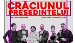 """Read more: Pascal Bruckner vine la Teatrul """"Anton Pann"""" din Râmnicu Vâlcea. Premieră mondială a spectacolului """"Crăciunul Președintelui"""""""
