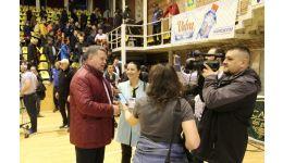 Read more: Edilul Mircia Gutău: Sunt convins că SCM Râmnicu Vâlcea va fi campioana României!