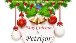 Read more: Râmnicu Vâlcea: Moş Crăciun vine la Zoo, dar şi la copiii din Petrişor