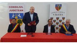 """Read more: CJ Vâlcea reabilitează și modernizează DJ 658, """"DRUMUL ATHOSULUI ROMÂNESC"""""""