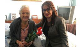Read more: De Ziua Femeii, viceprimarul Carmen Preda, alături de Vera Berceanu, singura veterană de război din Râmnicu Vâlcea