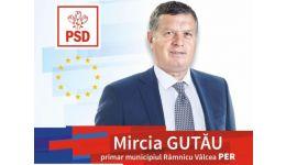 Read more: Mircia Gutău, primarul Municipiului Râmnicu Vâlcea: Pe 26 mai 2019 EU VOTEZ PSD