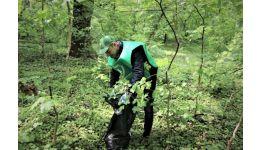 Read more: Bogdan Matei ministrul TS și Gheorghe Mihăilescu director general Romsilva au organizat o amplă acține de igienizare a fondului forestier. Peste 140 de tone de deșeuri colectate!