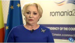 Read more: Viorica Dăncilă, la ceremonia de comemorare a victimelor Holocaustului, organizată de Congresul Evreiesc European