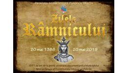 Read more: Zilele Râmnicului – 631 de la prima atestare documentară a municipiului