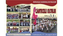 """Read more: Călimănești: Astăzi are loc Festivitatea de deschidere a Festivalului Național de Folclor """"CÂNTELE OLTULUI""""-a 51-a ediție"""