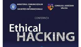 """Read more: Hotel Ramada by Wyndham Rm. Vâlcea, gazda conferinței """"Ethical Hacking"""", organizată de CJ Vâlcea în parteneriat cu Ministerul Comunicațiilor și Societății Informaționale"""