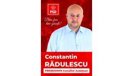 Read more: Constantin Rădulescu, candidat PSD la funcția de președinte CJ Vâlcea: Până în anul 2024, toată rețeaua de drumuri județene va fi modernizată!