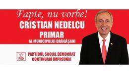 Read more: Constantin Rădulescu: Îl susțin pe Cristian Nedelcu cu toată energia. Este un profesionist în administrație!