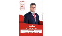 Read more: Nicolae Concioiu, primar al comunei Gușoeni pentru un nou mandat!