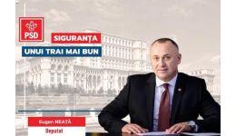 """Read more: Deputatul Eugen NEAȚĂ: """"Partidul Social Democrat este o forță politică a tuturor românilor!"""""""