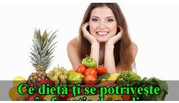 Read more: Ce dietă ţi se potriveşte în funcţie de zodie