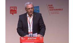 Read more: Discursul integral al lui Liviu Dragnea la Congresul socialiştilor europeni