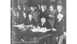 Read more: Cine a încălcat pactul Briand-Kellogg ?