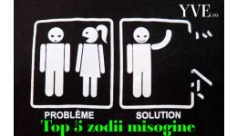 Read more: Top 5 zodii misogine - berbecii sunt primii in top