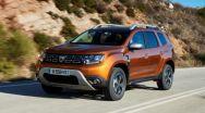 Dacia Duster, poziția a patra în Top 10 european al segmentului