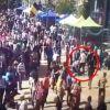 VIDEO. Hoț de buzunare prins în flagrant de poliţiştii piteșteni