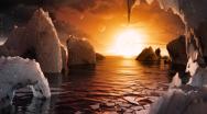 Anunț NASA: s-a descoperit un nou sistem solar cu 7 planete asemănătoare Pământului (VIDEO)