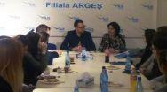 George Adrian NAE, noul preşedinte al organizaţiei judeţene de tineret ALDE Argeş