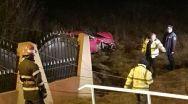 Accident pe DN73. A băgat doi oameni în spital