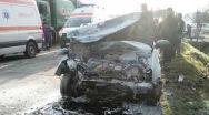 Accident cu 6 victime, în Argeș. Primul ajutor le-a fost acordat de ...