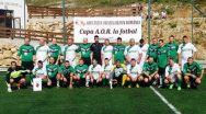 Echipa de fotbal a Primăriei Mioveni, victorie meritată la Cheile Grădiștei