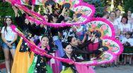 """Orașul Mioveni a fost gazda  Festivalului Internaţional de Folclor """"CARPAŢI"""""""