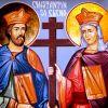 Primarul Ion Georgescu, mesaj de Sfinții Constantin şi Elena