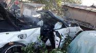 Accident cu 3 morţi. Beţivii din faţă făceau live pe Facebook