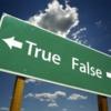 Dacă adevărul nici măcar nu mai există ?